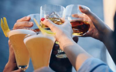 El consumo excesivo de alcohol perjudica la vida